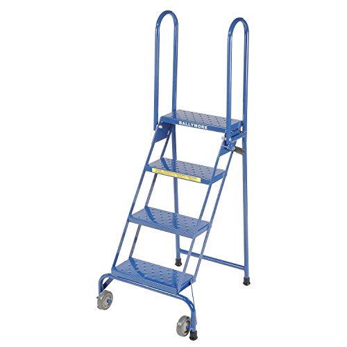 Ballymore 4 Step Lock-N-Stock Folding Ladder