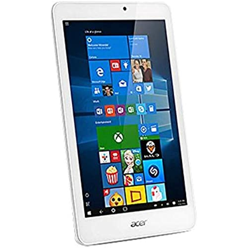 Acer ICONIA W1-810-14ZE 32 GB Net-tablet PC - 8 Coupons