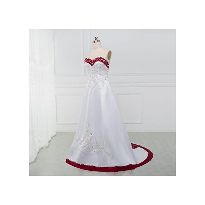 H.S.D Elegant Women A Line Short Wedding Dresses Cocktail Gowns with Bowknot