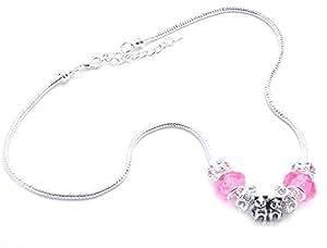 Collares de gato para niñas tipo Pandora caja de regalo