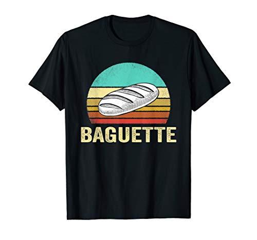 Vintage Baguette Shirt Sunset