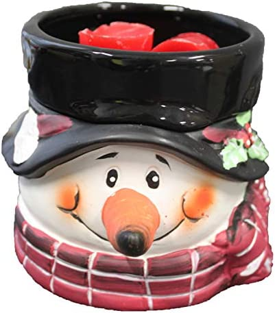 Snowman Electric Candle Warmer Melter product image