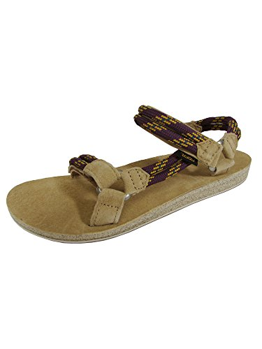 Teva Womens Original Universal Rope Sport Sandal Shoes, Dark Purple, US 10 by Teva