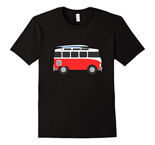 Endless Summer Van Surf Vintage Tee