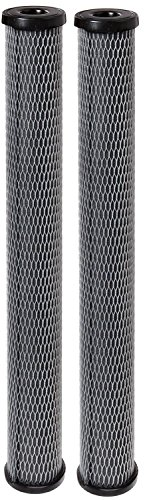 Pentek C1-20 Carbon-Impregnated Cellulose Filter Cartridge,