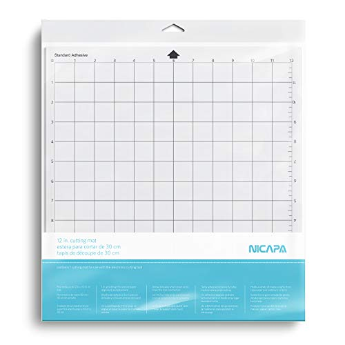 Nicapa Cutting Mat For Silhouette Cameo 3 2 1