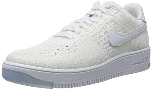 Ultra Air 1 White Flyknit Ice Men Low New Sneakers Force White Lifestyle White Nike 4S6F4