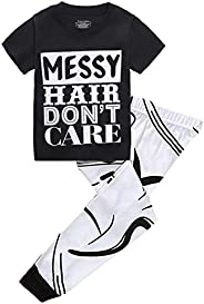 """Kids Girls """"MESSY HAIR DON'T CARE""""T-shirt and Printin"""