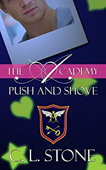 Push Shove Ghost Bird Academy ebook product image