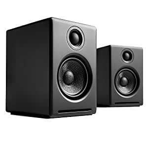 Audioengine A2+ Black (Pr.) 2-way Powered Speaker System