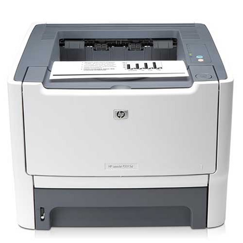 HP P2015D Monochrome Laserjet Printer by HP