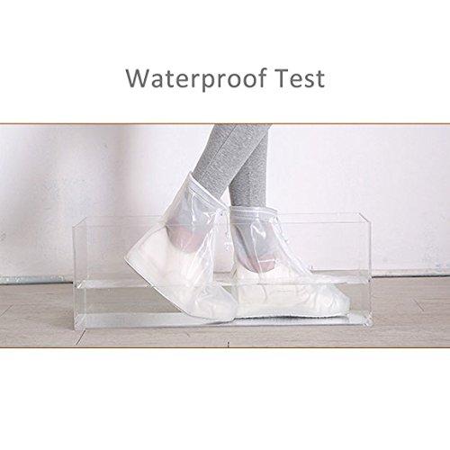 Rain Shoe Covers - 1