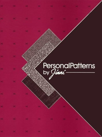 Personal Patterns by Jinni: Manual for Perfect Patternmaking
