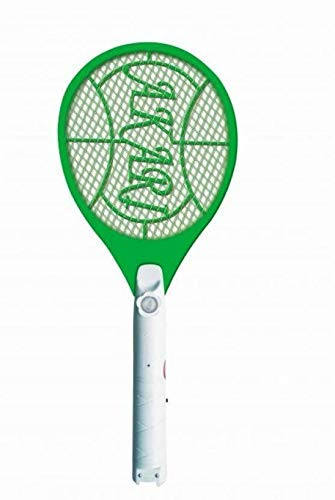 Rapidora Rechargeable Electric Insect Killer Mosquito Racket/Bat with LED Torch for Mosquito  amp; Insect  shorted Colours
