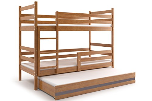 Interbeds Etagenbett : Interbeds etagenbett eryk für drei kinder cm farbe