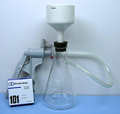 500 mL Vacuum Filtration Set w/ Gauge