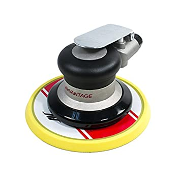 Image of AirVANTAGE 6' Random Orbital Palm Sander with Pad (3/16' Orbit with PSA Vinyl Pad)