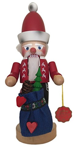 Steinbach Chubby Bavarian Santa German Nutcracker