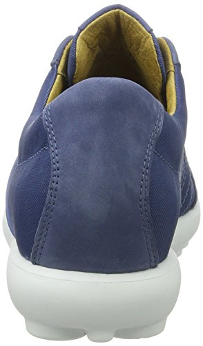 Camper Pelotas Step, Zapatillas para Mujer Azul (Medium Blue 037)