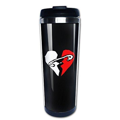 5 Seconds Of Summer Stainless Steel Vacuum Coffee Cup Mug