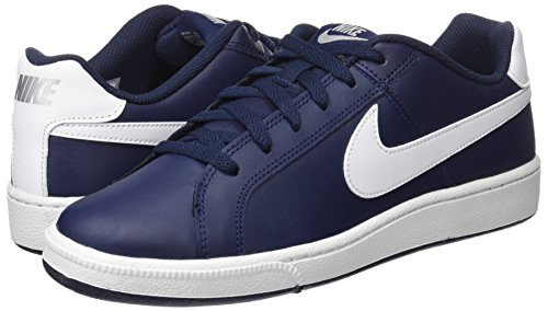 Argent Royale Homme Blanc Court Pour Mtallis Nike Chaussures Bleu obsidienne R6xqg8IwA5
