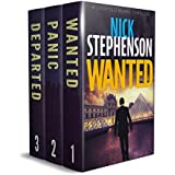 Leopold Blake Series - 3 Killer Thriller Novels: The Leopold Blake Series Starter Collection (A Private Investigator Series of Crime and Suspense Thrillers)