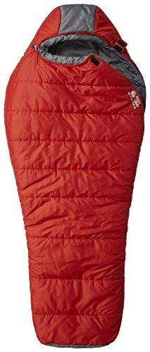 Mountain Hardwear Bozeman Torch Sleeping Bag Flame Long / Right Zip