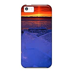 New Premium MraYiZo7060EcdCa Case Cover For Iphone 5c/ Sunset Protective Case Cover