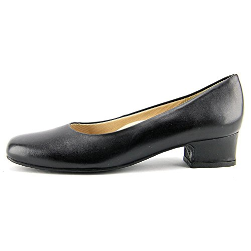 Mark Lemp Classics Womens Callie Closed Toe Classic Pumps Nero