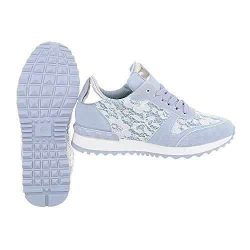Donna Lumi da Design Sneakers Scarpe Ital Low Sneaker Piatto w8tvUAAqE