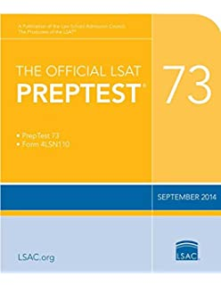 The official lsat preptest 70 oct 2013 lsat law school the official lsat preptest 73 sept 2014 lsat malvernweather Image collections