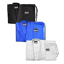 Brazilian Jiu Jitsu Uniform or Gi Premium Blank with Free White Belt
