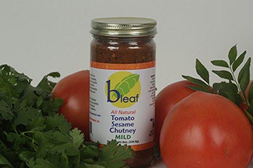 Bleaf All Natural Tomato Sesame Chutney - Mild