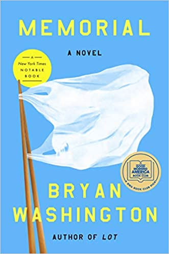 Amazon.com: Memorial: A Novel (9780593087275): Washington, Bryan: Books