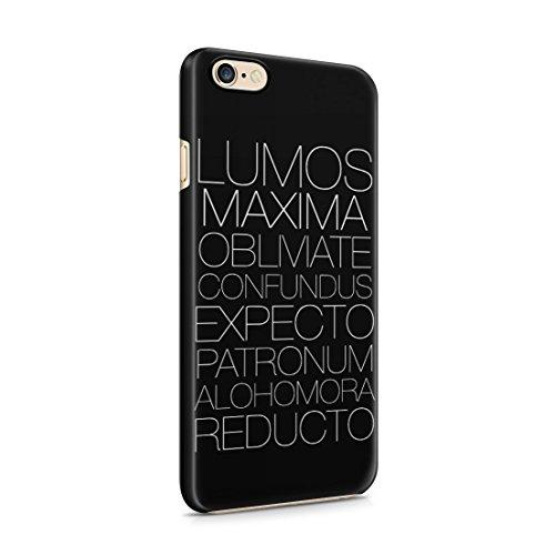 Harry Potter Expecto Patronum iPhone 6Plus/6s Plus plástico duro Teléfono cubierta de la caja