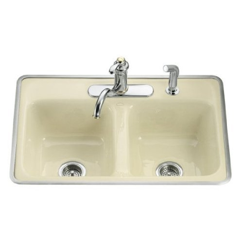 KOHLER K-6601-NA Metal Frame, 32-Inch by - Kitchen Sink Metal Frame