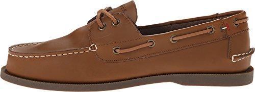 Tommy Hilfiger Men's Bowman Brown Boat Shoe 10 D (M)