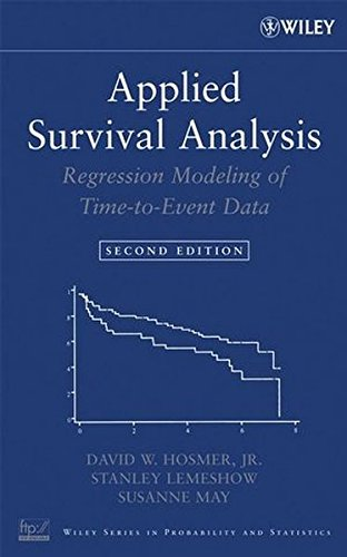 Applied Survival Analysis Regression Modeling of Time to Event Data