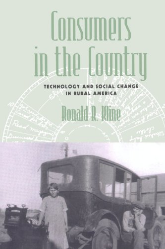 Consumers in the Country: Technology and Social Change in Rural America (Revisiting Rural America)