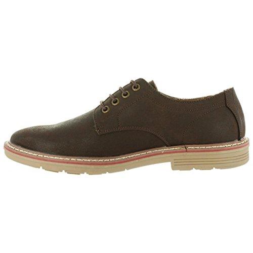 Marrón Zapato Cordón Casual 47081 Xti Zapatos Hombre qTwAzTxv