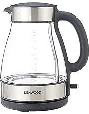 Kenwood 1.7L Glass Kettle ZJG112CL