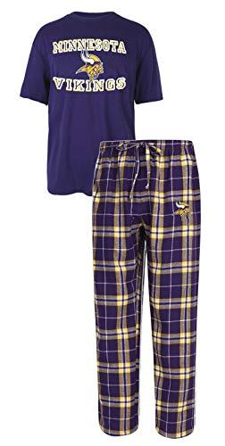 Minnesota Vikings Sleepwear 9b383ab83