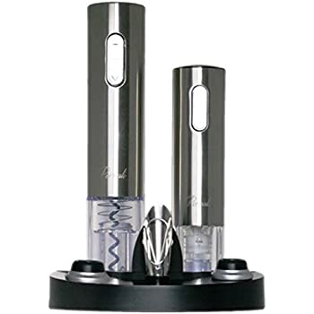 Amazon Com Brewberry Stainless Steel Electric Wine Bottle