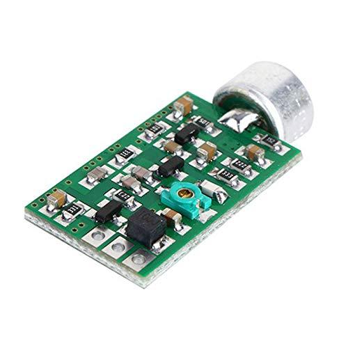 Semoic FM Transmitter Module Board 88MHZ-108MHZ BugWiretap Dictagraph Interceptor by Semoic (Image #5)