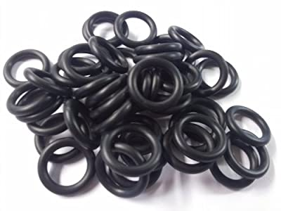 20 PK Rubber Faucet O-Ring 1-1/16-in x 3/32-in