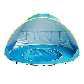 buy online 1d557 b421b LouisaYork Baby Beach Tent,Pop Up Tent,Outdoor Sun Shelter ...
