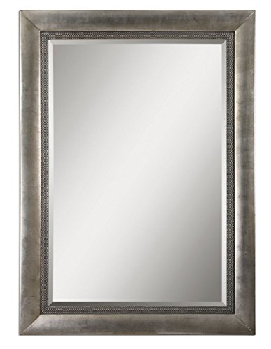 Classic Oversize Silver Mirror | Wall Floor Leaner Huge (Huge Wall Mirrors)