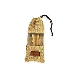 41Y3leDIUXL. SS250  - Natural Premium Yak Milk Dog Chews - X-Large Dog - 1 Chew-5.5 oz
