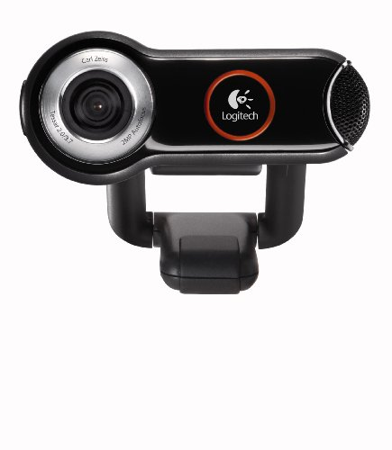 Logitech Pro 9000 Webcam with 2-Megapixel Optical Resolution and Built in Noise Cancellation Microphone for Business by Logitech (Image #5)