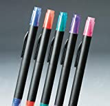 ProFolio by Itoya, Double Header Calligraphy Marker, 1.5mm and 3mm Chisel Tips - Assorted Colors,...